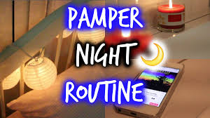 My Pamper Night Routine – Summer 2018