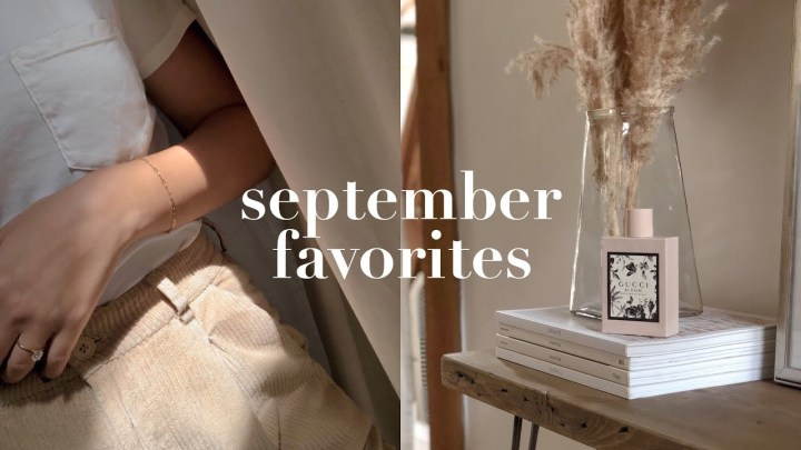 September 2018 Favorites