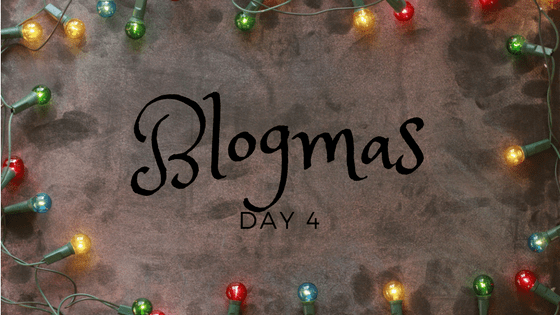 Blogmas Day #4: A Note From Sam – A Year Of Getting Over Fears