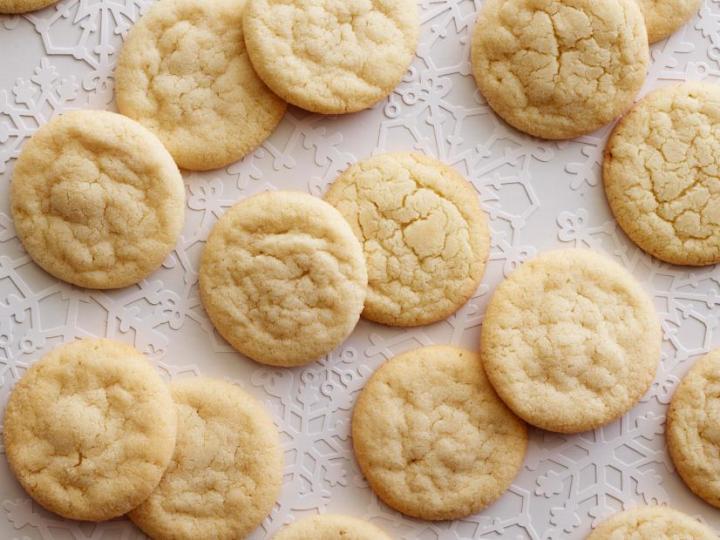 My Chewy Sugar CookieRecipe