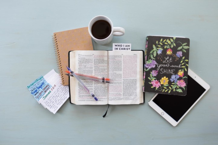 My Quiet Time Routine(Faith-Based)