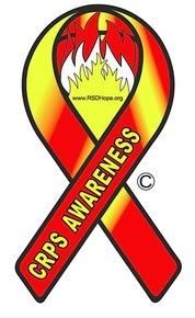CRPS Ribbon