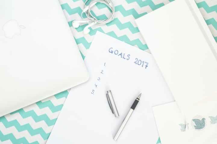 A Few Goal-Setting Tips That HelpMe
