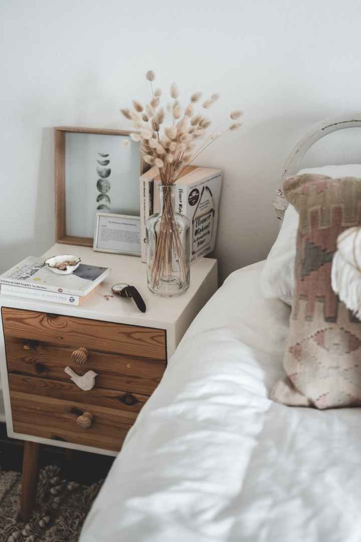 Finding The Perfect White Decor For My ApartmentBedroom