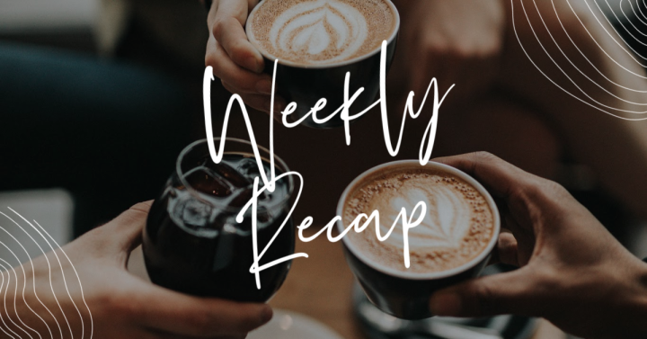 Weekly Recap #38: Packages,Reading, And Planning For July!!!