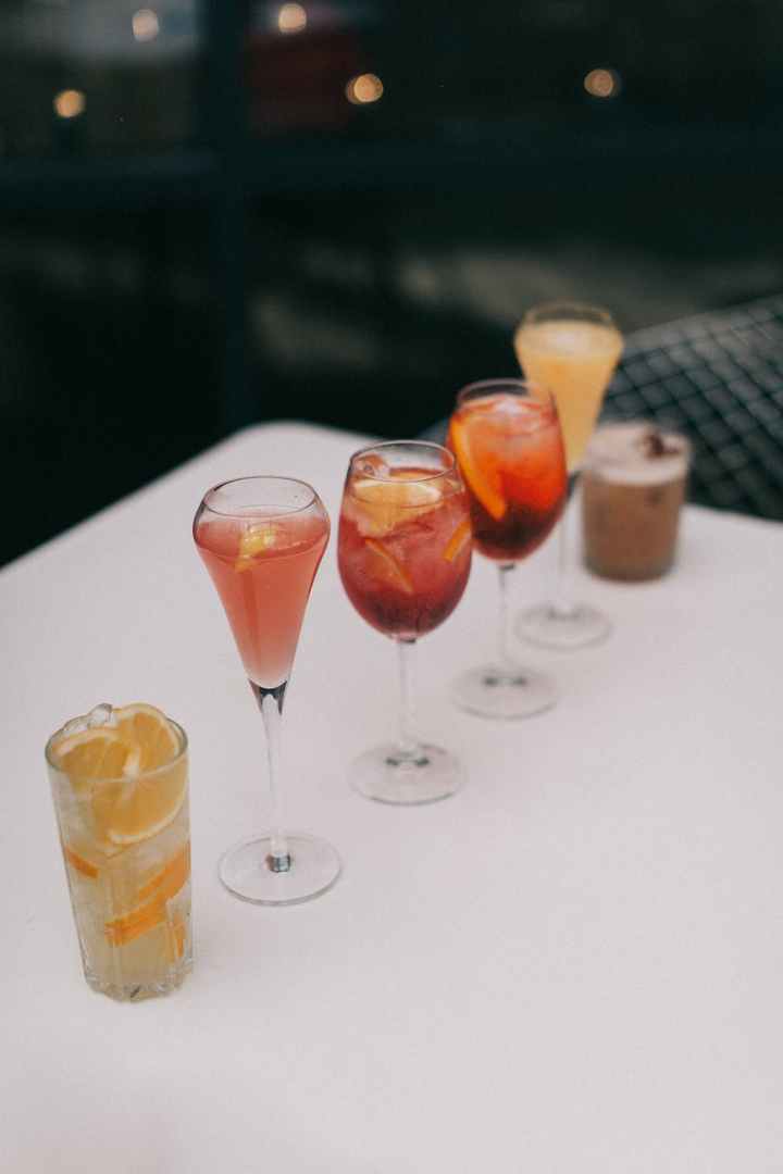 Ten Great Cocktail And MocktailRecipes